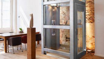 Ascensores Residenciais (Home Lifts)
