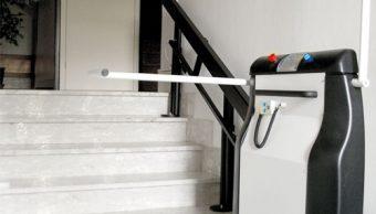 Plataforma Sobe Escadas